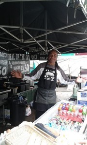 Mark is a well known face (and voice) of Basingstoke Market