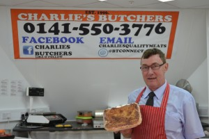 Paul Currie, joint owner of Charlie