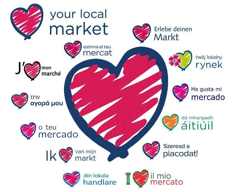 Love Your Local Market 2016 with Logos