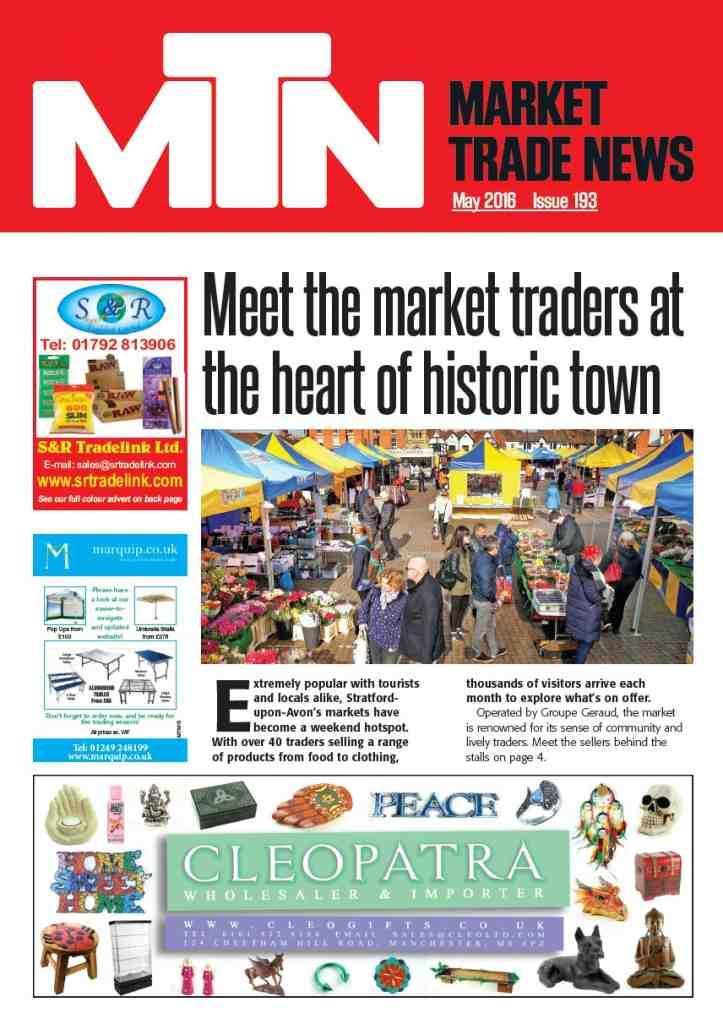 Market Trade News May 2016