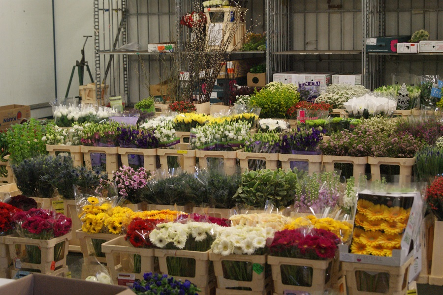 New spitalfield Market 1
